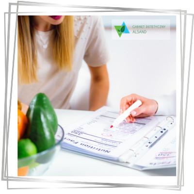 Konsultacje dietetyczne online i nie tylko - Alsand Dietetyka