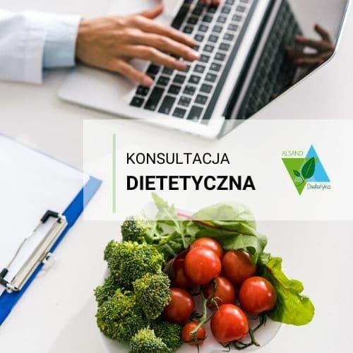Konsultacja dietetyczna - ALSAND