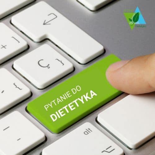 Pytanie do dietetyk - ALSAND